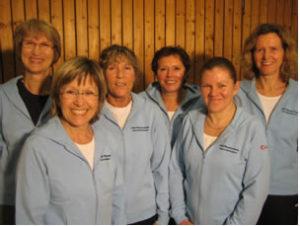 Übungsleiterinnen Gesundheitssport