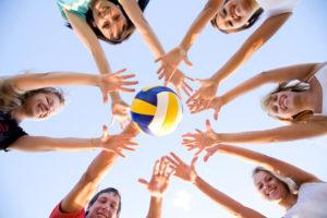 Volleyball Damen TSG Westerstede